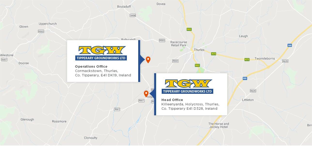 TGW Map